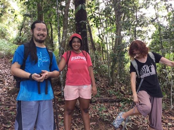 Treking in Penang