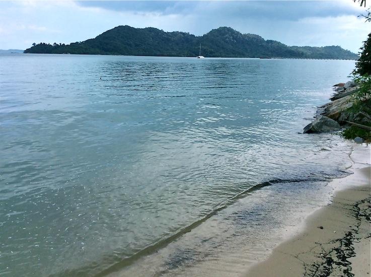 Jerejak Island Penang