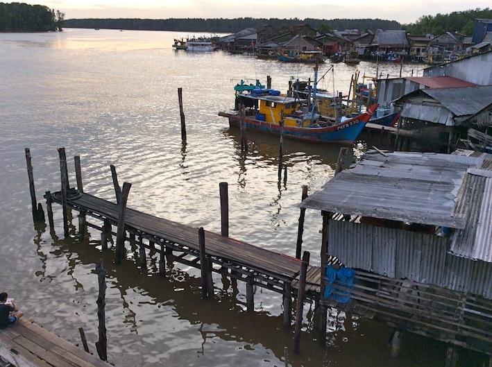 Port Weld, Malaysia