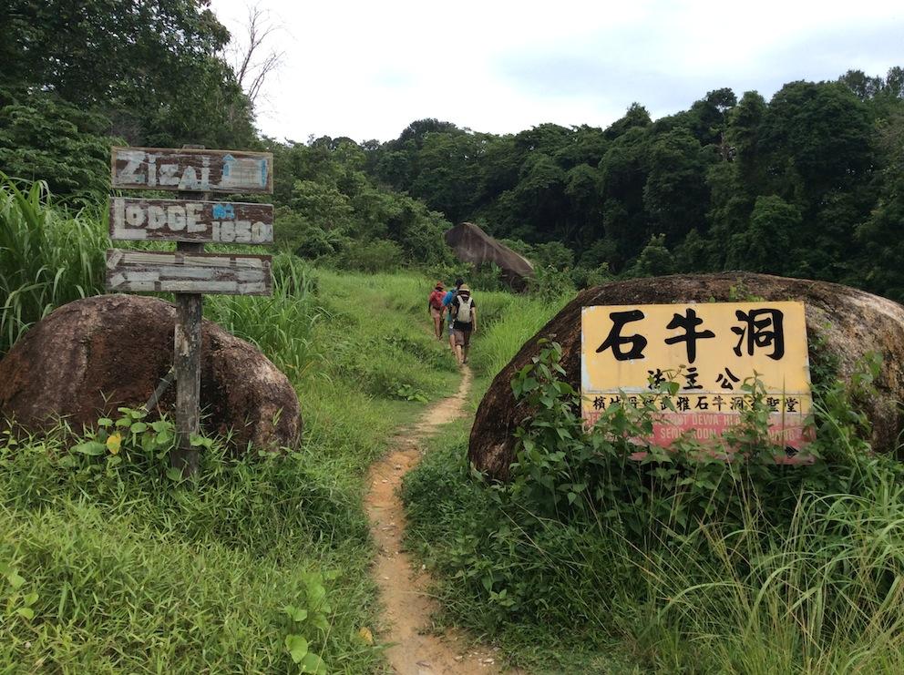 Bukit Zi Zai Penang