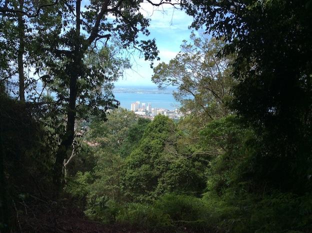 Trekking Bukit Zi Zai Penang