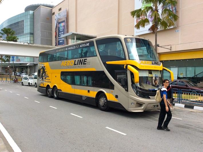Aeroline Bus to KL