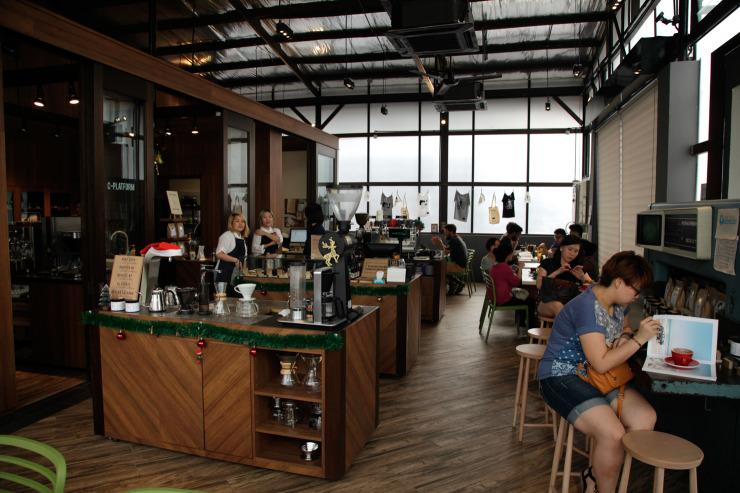 Pulp Cafe, Bangsar. KL